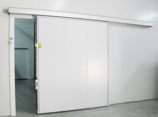 Puerta para refrigeraci n friocell - Rieles puerta corredera ...